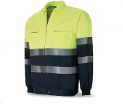 Veste de signalisation bicolore - Tailles disponibles de 48 à 68