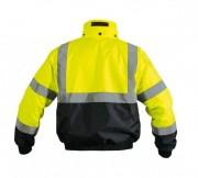 Veste de signalisation haute visibilité - Coloris disponibles : Jaune /noir – Orange /noir Tailles : S à XXXL