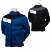 Veste de sortie club à capuche - 100 % polyester : membrane extérieure déperlante, intérieur polaire.