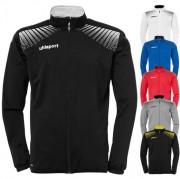 Veste de sport design goal - Matière : 100% polyester | brossé piqué
