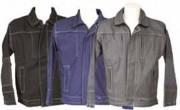 Veste multipoches coton pour homme - Tailles disponibles : De 44 à 62