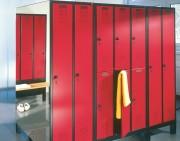 Vestiaire à casier Hauteur 1800 et 1850 mm - Hauteur de l'armoire : 1800 et 1850 mm