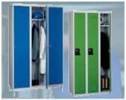 Vestiaire industriel ergonomique - Aménagement d'atelier
