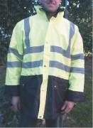 Vêtement de signalisation - 1 poche intérieure