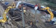 Vibrateur palplanche pour travaux publics - Vibrateur pelle 6 à 40 tonnes