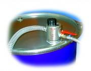 Vide fût pneumatique - Pression : 0.4 bar   -  Débit : 25 L/min