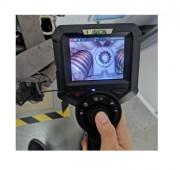 Vidéoscope industriel - Articulation : 360°