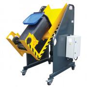Videur retourneur de poubelle 80 à 240 litres VD130 - Vidange de bacs poubelles