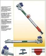 Vis tubulaires à grain - Débit de 15 à 155 m³/h selon le modèle