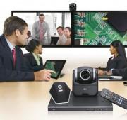 Visio conférence - Solution de visio conférence de grande qualité audio & vidéo ; simple d'utilisation