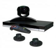 Visioconférence haute résolution - Vidéo haute résolution à partir de 256 kb/s