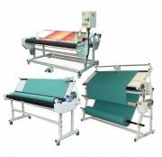 Visiteuse métreuse professionnelle pour tissus - Diamètre rouleau maxi : 400 mm