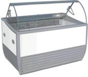 Vitrine à crèmes glacées - Capacité : 249 ou 343 L - Température : -18° / -25°C - 10 ou 13 bacs