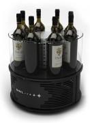 Vitrine à vins - Dimensions (mm) : 435 x 435 x 370