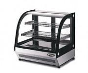 Vitrine comptoir réfrigérée 110 ou 130 litres - Température (°C) : +0°C/+8°C - Capacité (L) : 110 - 130