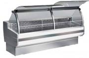 Vitrine comptoir réfrigérée - Réfrigération statique - Capacité : 171 litres (1 portes) - 232 litres (2 portes)