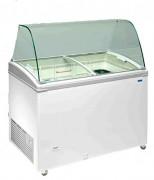 Vitrine conservateur à crèmes glacées 300 - 500 litres - Froid négatif : -16 -26°C