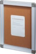 Vitrine d'affichage porte batante - Peut contenir 4 ou 9 feuilles A4