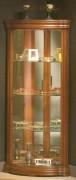 Vitrine d'exposition en bois pour chambre - Dimensions : ( H x L x P) : 150 x 70 x 50 cm