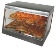 Vitrine de comptoir chaude électrique - Dimension intérieure (mm) : 600 x 400