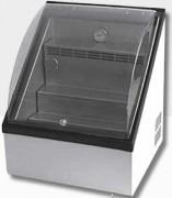 Vitrine de comptoir réfrigérée - Capacité (L) : 20