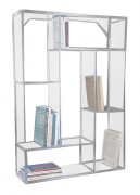 Vitrine en plexiglas murale - Plexiglas épaisseur 1 et 1.5 cm - Dimensions : 70/101 cm - Profondeur : 20 cm