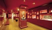 Vitrine muséographique à bijoux - Vitrine murale ou indépendante