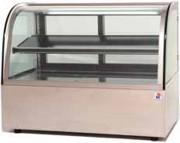 Vitrine pâtisserie professionnel - Dimensions (L x l x h) : 480 x 905 x 680 mm