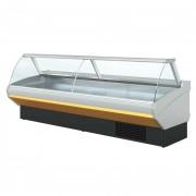 Vitrine réfrigérée de boucherie / charcuterie - Dimensions : de 1017 x 834 mm à 3830 x 834 mm