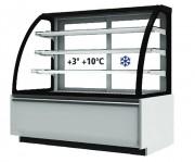Vitrine réfrigérée froid positif 1000 mm - Vitrine réfrigérée - Froid positif +3 +10°C
