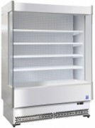 Vitrine réfrigérée libre service - Froid ventilé - Température : +3°C/+5°C