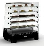 Vitrine réfrigérée modèle tour - Dimensions (mm) : 710 x 535 X 985