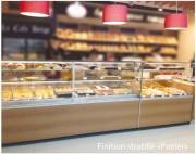 Vitrine réfrigérée pâtisserie - 2 étagères