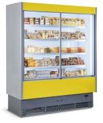 Vitrine réfrigérée positive murale 1000 à 2600 mm - Longueurs disponibles (mm) : de 1000 à 2600