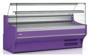 Vitrine réfrigérée pour boulangerie - Profondeur (mm) : De 800 à 1200 - Longueur (mm) : De 1055 à 2995