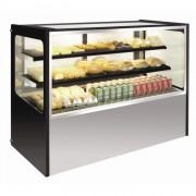 Vitrine réfrigérée pour pâtisserie 300 Litres - Plage de Température 2 à 8°C