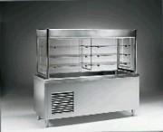 Vitrine réfrigérée pour self - 3 niveaux - 1.00 kW