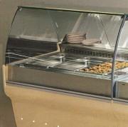 Vitrine refrigeree salade - Cuve pour bacs GN