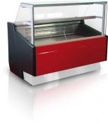 Vitrine réfrigérée sandwicherie 2560 mm - Température +1/+10 C°