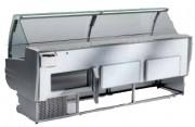 Vitrine réfrigérée service arrière - Capacité (L) : De 103 à 232