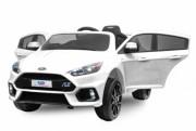 Voiture électrique enfant Ford Focus - Sous licence Ford - Fournit avec une télécommande parentale