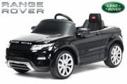 Voiture électrique enfant Land Rover Evoque - Sous licence Land Rover - Fournit avec une télécommande parentale.