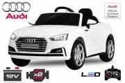 Voiture enfant Audi S5 Cabrio - Moteur : 2 x 35 W