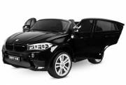 Voiture enfant électrique BMW X6M 2 places - Vitesse Max : 3-6 km / h