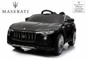 Voiture enfant Maserati Levante - Autonomie : 1-2 heures