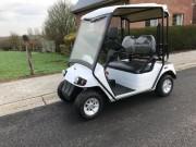 Voiturette de Golf 2 places homologuée route - Golfette 2 places avec fixations pour sac de golf
