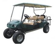 Voiturette électrique 6 places autonomie 50/70 kms - Poids maxi autorisé : 480 kg