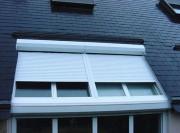 Volet roulant de protection solaire - Volet roulant de verrières et de toiture de vérandas : le gérisol - le soleil apprivoisé