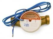 Volucompteur eau chaude à impulsion - K : 0.25 L ou 1 L