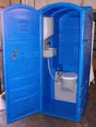 WC chimique à l'anglaise - À l'anglaise,POIDS 70 Kg